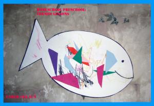 Homeschool Preschool: Themed Lessons