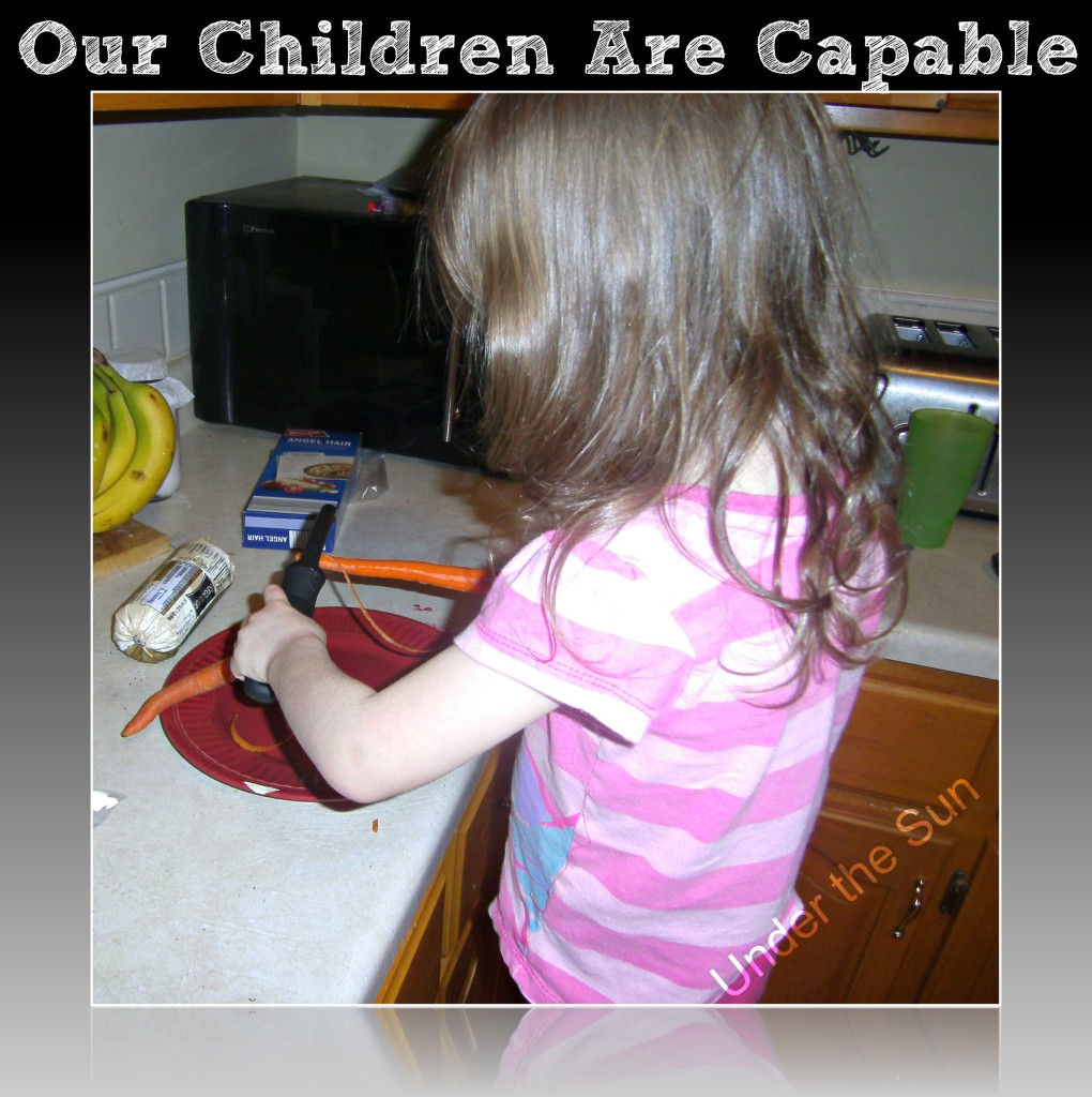 Our Children Are Capable